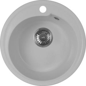 Кухонная мойка AquaGranitEx M-45 (310) серый мойка кухонная aquagranitex m 15 775х495 серый m 15 310