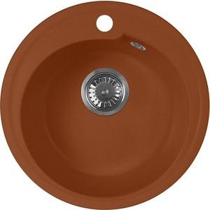 Кухонная мойка AquaGranitEx M-45 (307) терракот