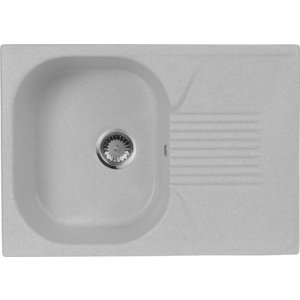 Кухонная мойка AquaGranitEx M-70 (310) серый