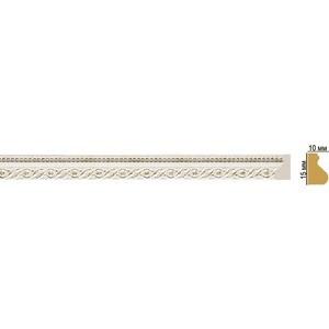 Молдинг Decomaster STONE LINE цвет 40 15х10х2400 мм (120-40) decomaster цветной молдинг decomaster 161d 58 размер 60х17х2400