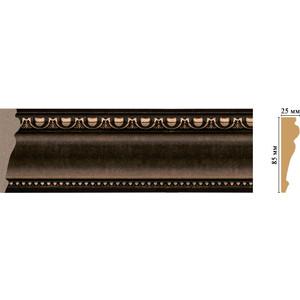 Молдинг Decomaster Ионика цвет 56 85х25х2400 мм (152-56) цены онлайн