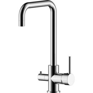 Смеситель для кухни Rossinka с подключением к фильтру питьевой водой (Z35-29)