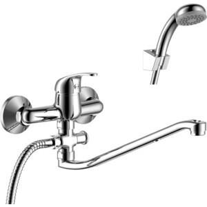 Смеситель для ванны Rossinka с S- образным изливом (Y35-35)