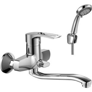 Смеситель для ванны Rossinka с S- образным изливом (T40-34)