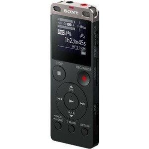 Диктофон Sony ICD-UX560 black цена и фото