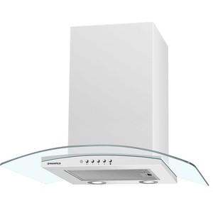 Вытяжка MAUNFELD Ancona Plus (C) 50 белый/прозрачное стекло стоимость