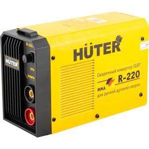 Сварочный инвертор Huter R-220 инвертор сварочный fubag ir 220 v r d 38476