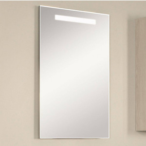 Зеркало Акватон Йорк 50 со светильником (1A173002YO010)