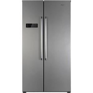 лучшая цена Холодильник Candy CXSN 171 IXH