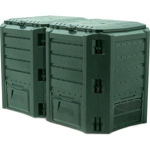 цена Компостер садовый EU 800л Module IKSM800Z-G851 зеленый