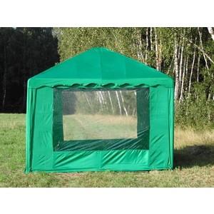 Стенка к шатру Митек с окном 2.5х2.0 (к 2.5х2.5 и 5х2.5)