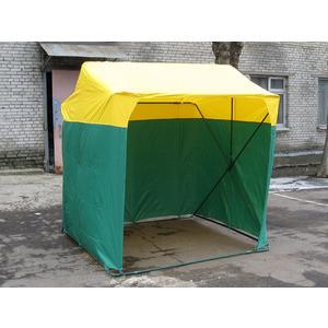 Палатка торговая Митек 1.5х1.5 P (кабриолет)