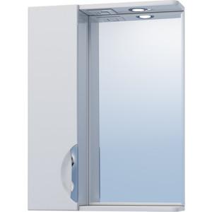 Зеркало-шкаф VIGO Callao №19 500Л с подсветкой, белый (2000000000206)