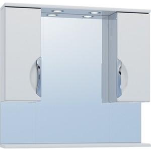 Зеркало-шкаф VIGO Callao №19-800 с подсветкой, белый (2904050064426)