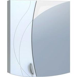 Зеркальный шкаф VIGO Faina №25 600 белый (2000145484152) цена