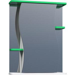 Зеркальный шкаф VIGO Alessandro №11 550 зеленый (2000150387967) все цены
