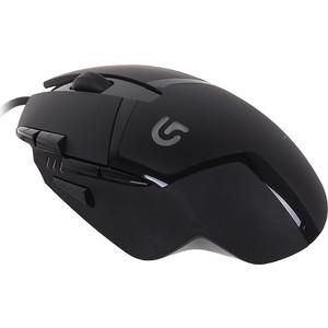 Игровая мышь Logitech G402 Hyperion Fury USB (910-004067)