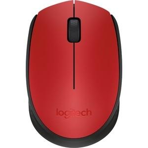 Мышь Logitech M171 Red (910-004641)