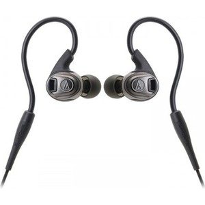 Наушники Audio-Technica ATH-SPORT3 black hi fi наушники audio technica ath sr9