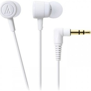 Наушники Audio-Technica ATH-CKL220 white audio technica ath cks55 i white