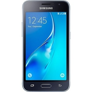 Смартфон Samsung Galaxy J1 2016 Black смартфон samsung galaxy j3 2017 16gb black