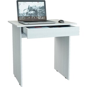 Письменный стол Мастер Милан-2Я (белый)