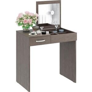 Стол туалетный Мастер Риано-01 (венге) МСТ-ТСР-01-ВМ-02 стол мастер риано 1 дуб молочный мст тср 01 дм 16