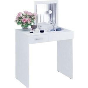 Стол туалетный Мастер Риано-01 (белый) МСТ-ТСР-01-БТ-02 стол мастер риано 1 дуб молочный мст тср 01 дм 16