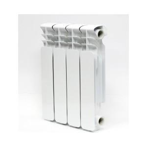 Радиатор отопления Roda алюминиевый 4 секции (GSR 47 35004) roda алюминиевый 12 секций gsr 47 35012