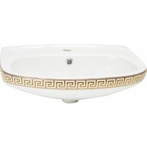 Раковина Della Otti Версаче золото 55,5х47,5х20 (DE2118560018) della otti de213061845