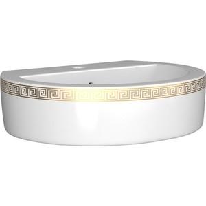 Раковина Della Globus Версаче золото 56,5х44,5х17 (DE3111560018)