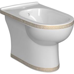 Биде напольное Della Globus Версаче золото (DE3114000018)