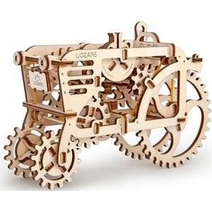 Конструктор 3D-пазл Ugears Трактор (70003)