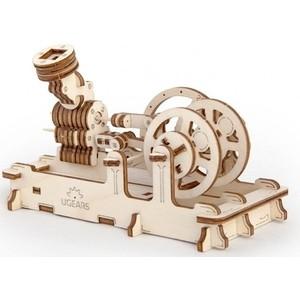 Конструктор 3D-пазл Ugears Пневматический двигатель (70009)