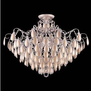 Фото - Потолочная люстра Crystal Lux Sevilia PL9 Gold потолочная люстра crystal lux sevilia pl6 silver