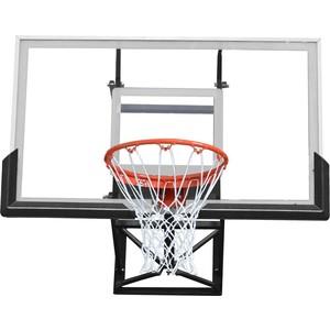 Баскетбольный щит DFC BOARD54P 136x80 см (поликарбонат) баскетбольный щит dfc kids2 черный