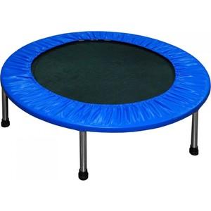 Батут DFC Trampoline Fitness 48 дюймов без сетки (120 см) батут dfc trampoline fitness 18 футов с сеткой 549 см