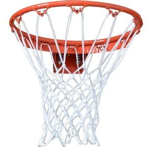 Кольцо баскетбольное DFC R3 45 см (18 дюймов) оранжевое с двумя пружинами (трубка 18 мм) dfc кольцо баскетбольное 18 dfc rim black