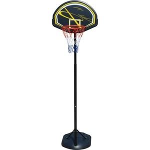 Баскетбольная мобильная стойка DFC KIDS3 80x60 см (полиэтилен) баскетбольная мобильная стойка dfc kids1 60x40 см