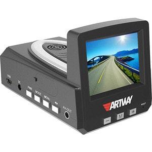 Видеорегистратор Artway MD-101 комбинированное устройство artway md 104