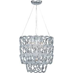 Подвесная люстра Ideal Lux Alba SP7 Round светильник ideal lux niagara alba sp7 oval