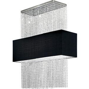 Подвесной светильник Ideal Lux Phoenix SP5 Nero светильник подвесной ideal lux cono cono sb3 bianco