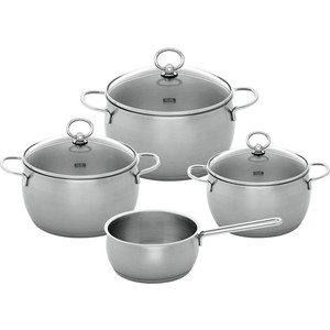 Набор посуды 4 предмета Fissler C+S Prestige (3212804) набор посуды fissler 8412325
