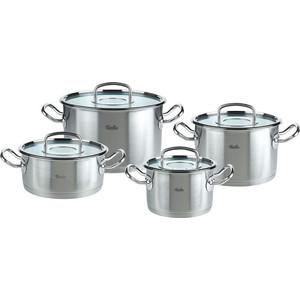 цена Набор посуды 4 предмета Fissler Original-profi collection (8412604)