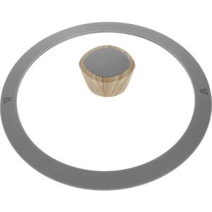 Крышка с силиконовым ободком d 20 см Nadoba Mineralica (751215)