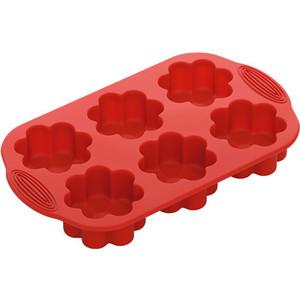 Форма для 6 маффинов 29х17х3,7 см Nadoba Mila (762015)