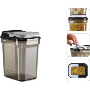 Ёмкость для сыпучих продуктов 1 л Nadoba Svatana (741312) ёмкость для сыпучих продуктов со стальной крышкой 1 65 л nadoba silvana 741410