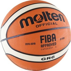 Мяч баскетбольный Molten BGR6-OI (р. 6)