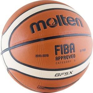 Мяч баскетбольный Molten BGF5X (р. 5)