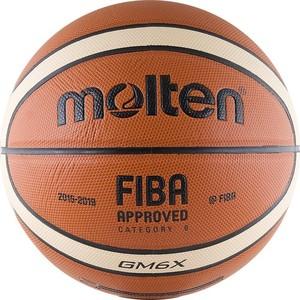 Мяч баскетбольный Molten BGM6X (р. 6)